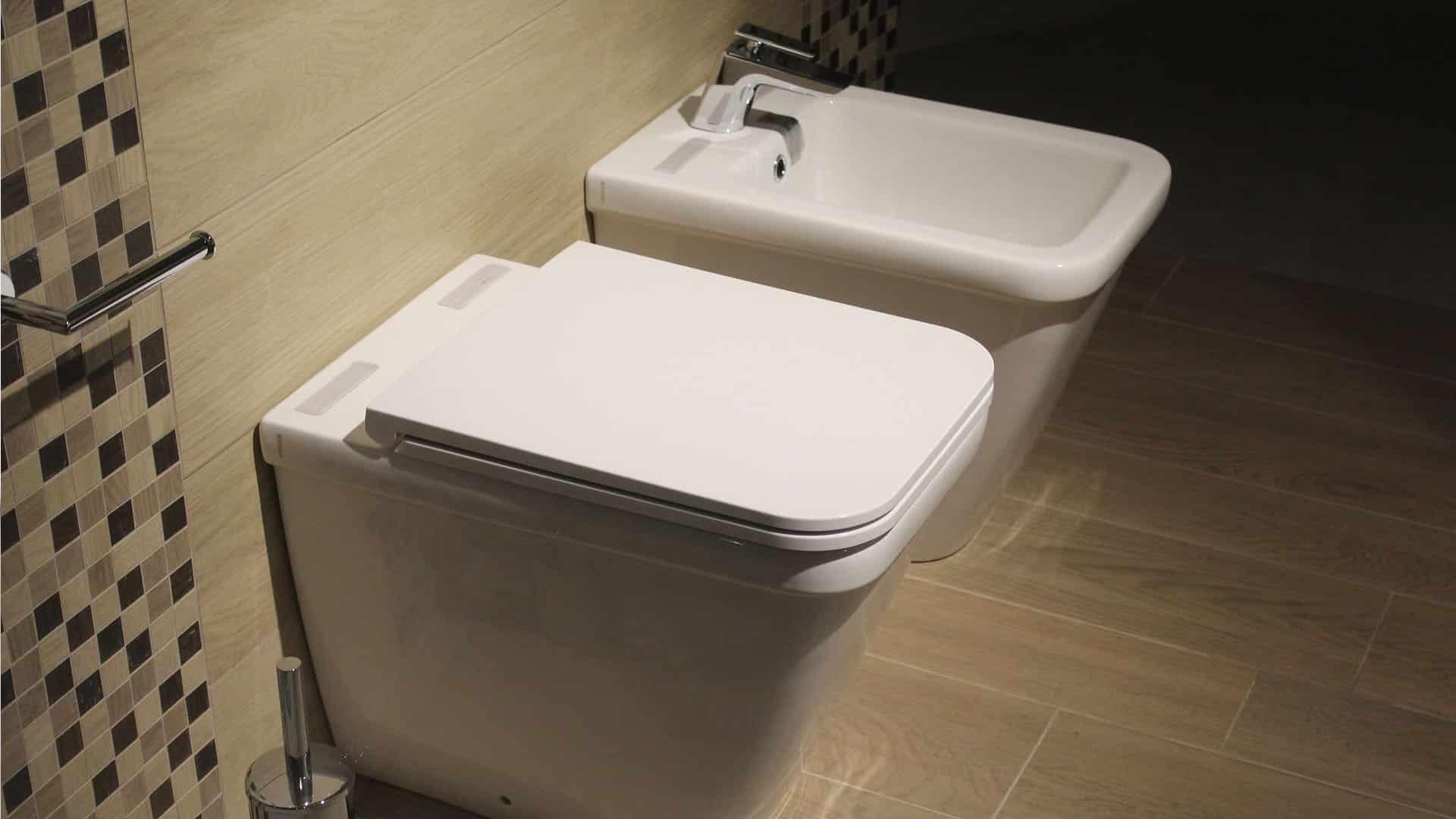 Hygiene von Dusche bis Toilette