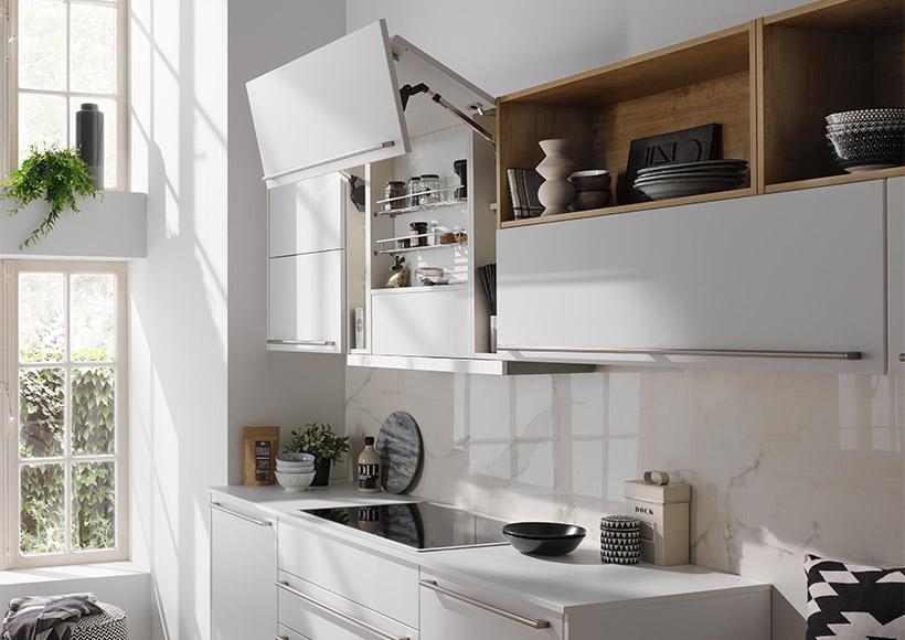 Die perfekte (kleine) Küche